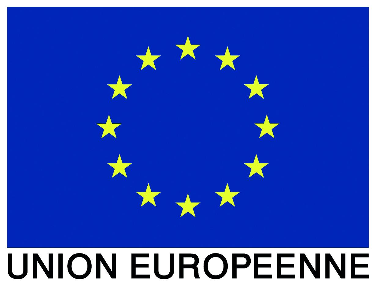 Logotype de l'Union Européenne