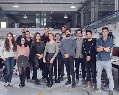 Students L'IDEM Barcelona